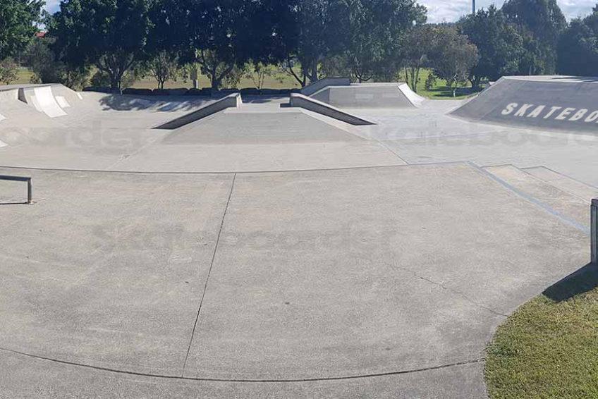 Pacific Pines Skatepark