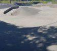 Skatepark from back corner