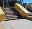 Stairs and hubbas