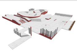 Coomera Skatepark Perspective