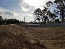Progress at Coomera Skatepark