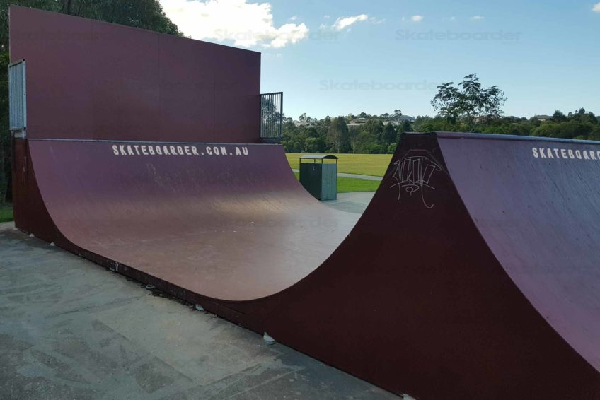 5ft transition and spine oxenford ramp
