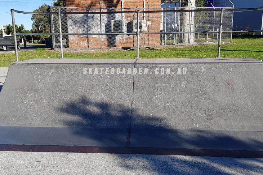 Prefab ramp