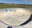 Pool bowl at Tugun
