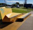 Tweed Sk8 Park Ledge Art