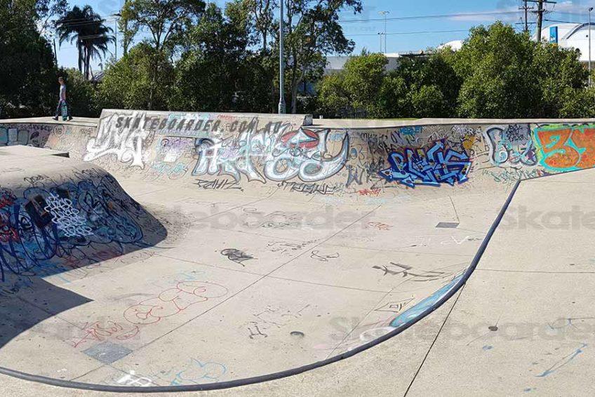 Tweed Skate Bowl