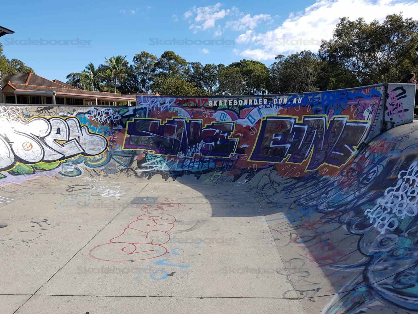Tweed Skate Bowl Extension