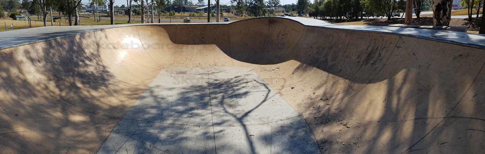Jimboomba Skatepark Bowl