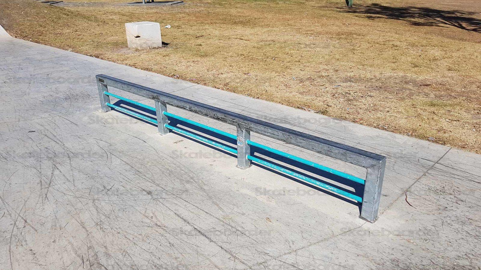 Flat Rail at Jimboomba Skate Park