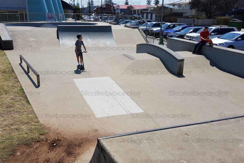Lennox Heads Skatepark
