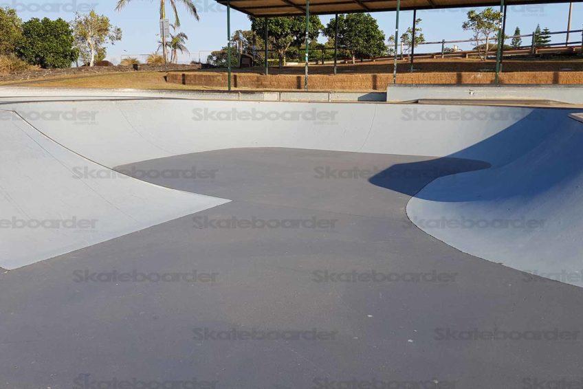 Ballina Middle Skate Bowl