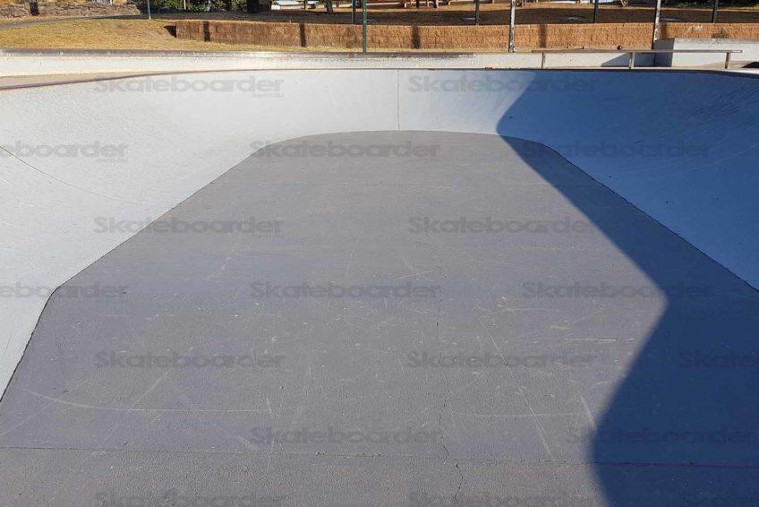 3ft 3 Sided Skateboarding Bowl