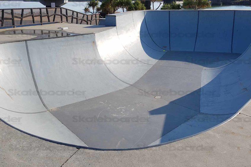 Ballina Skate Park Bowl