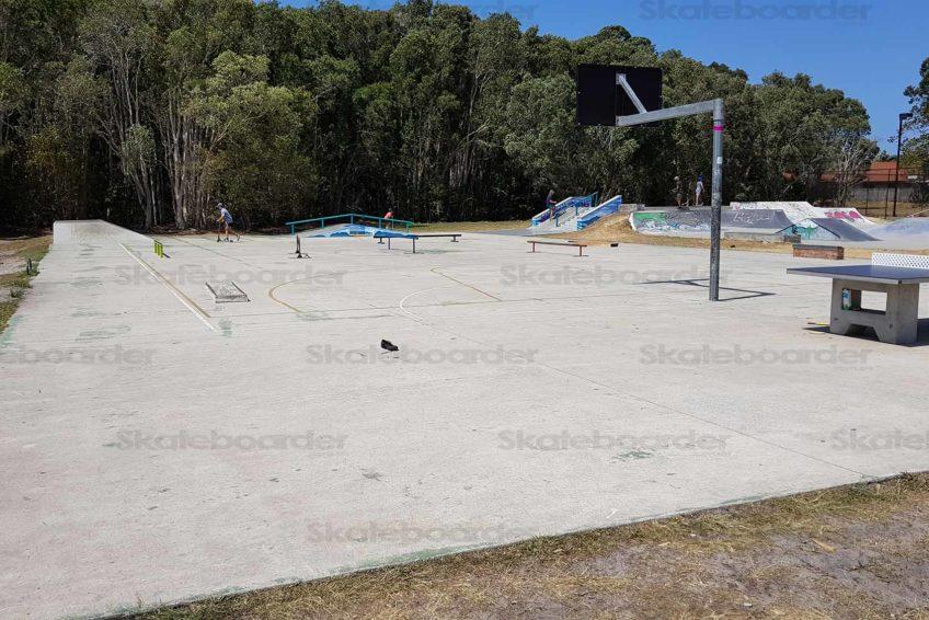 Basketball Skate Park