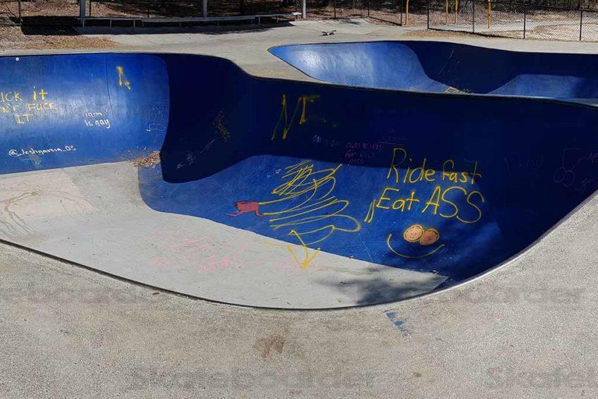 Alexandra Hills Skate Bowls