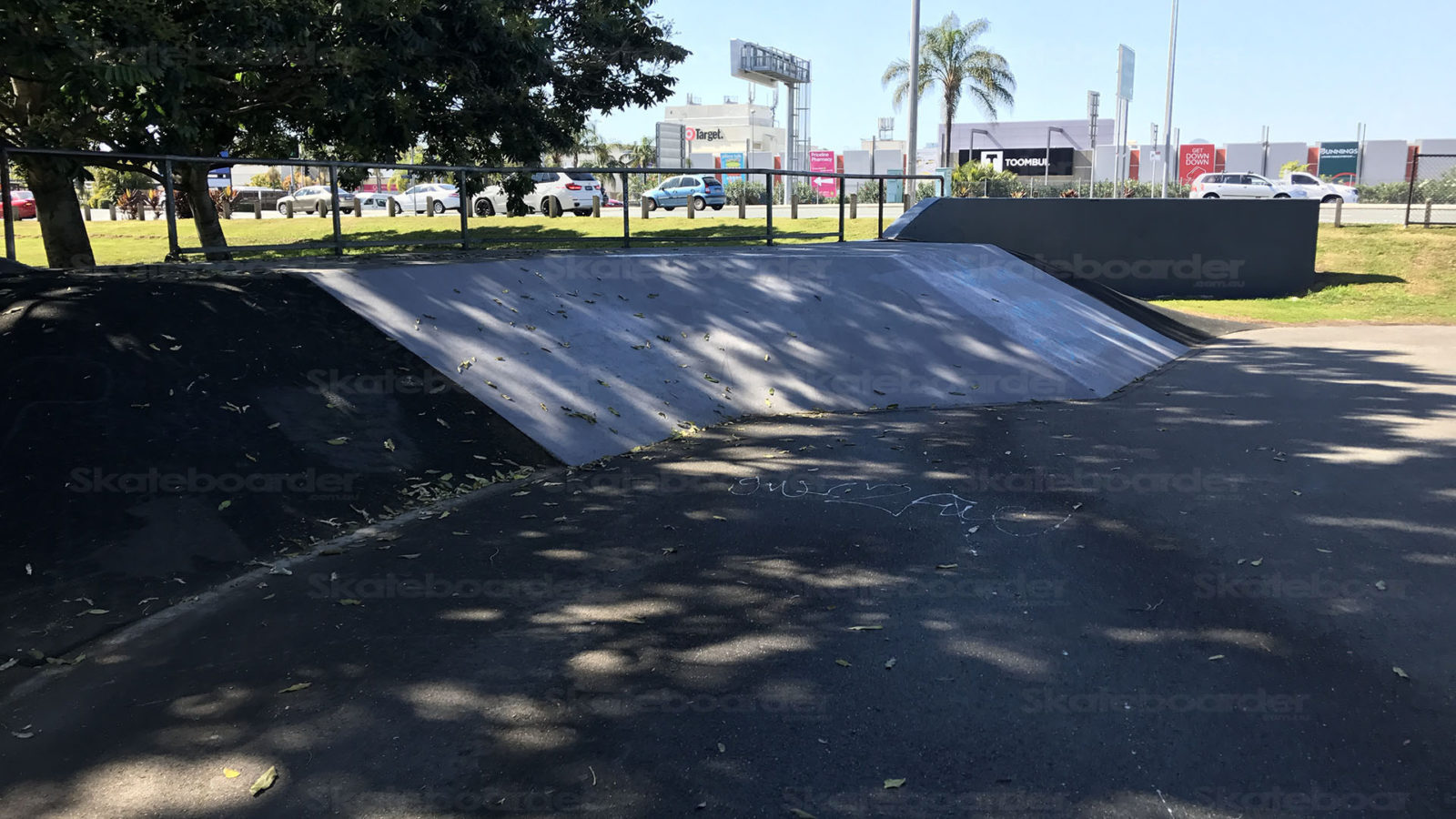More of Toombul Skate Park