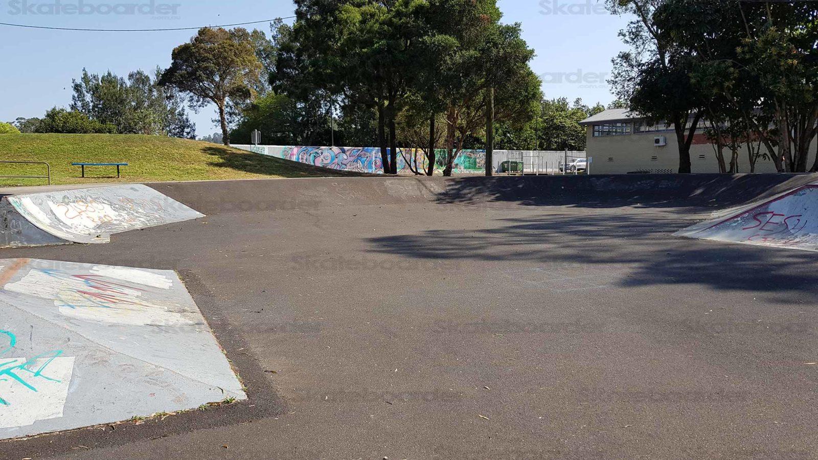 Lismore Skate Park open bowl