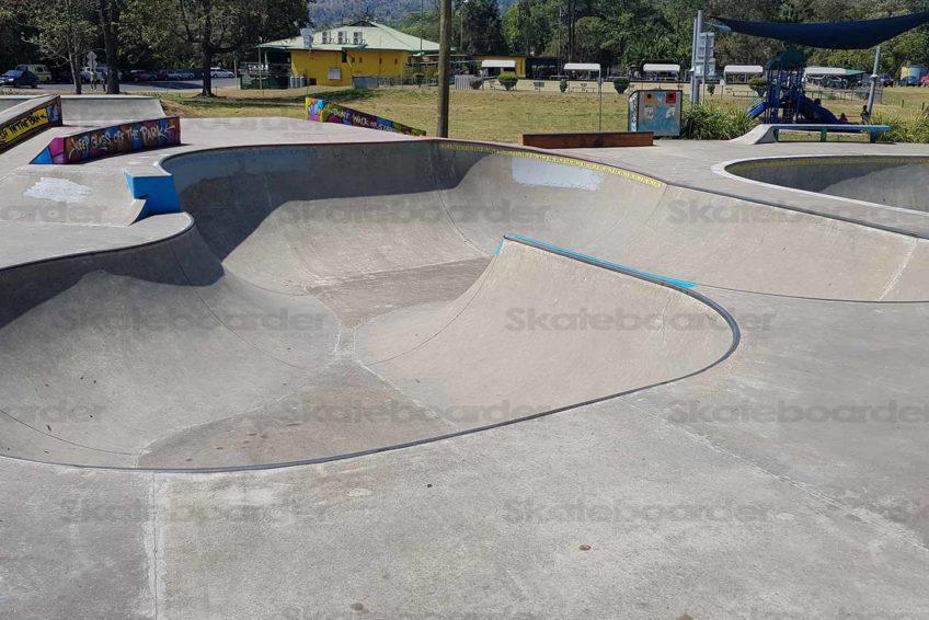 Nimbin Skate Park Bowl
