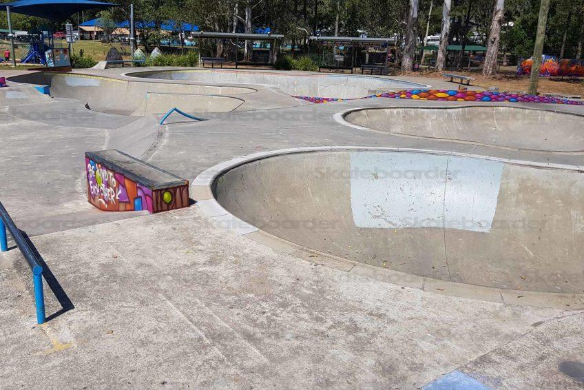 Nimbin Skate Park Bowls