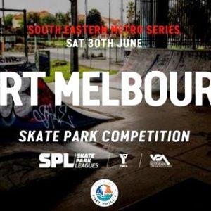 Port Melb Skate Park Comp