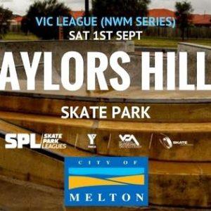 Taylors Hill Skate Park Comp