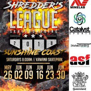 Sunshine Coast Shredders League