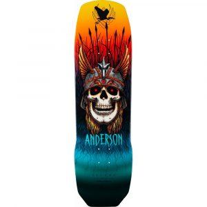 Powell Peralta Pro Andy Anderson Heron Flight Skateboard Deck