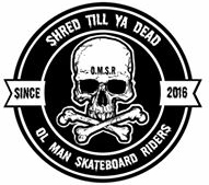 Ol Man Skateboard Riders