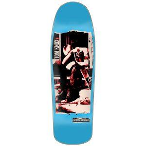 Santa Cruz Knox Punk Reissue Deck Bottom