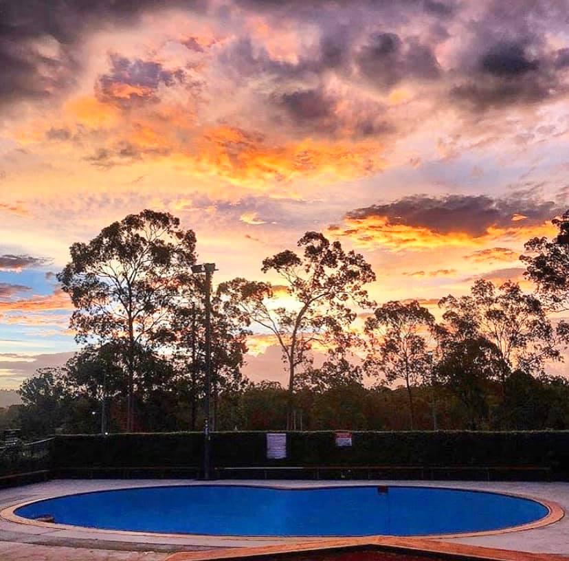 Godbowl at Sunset