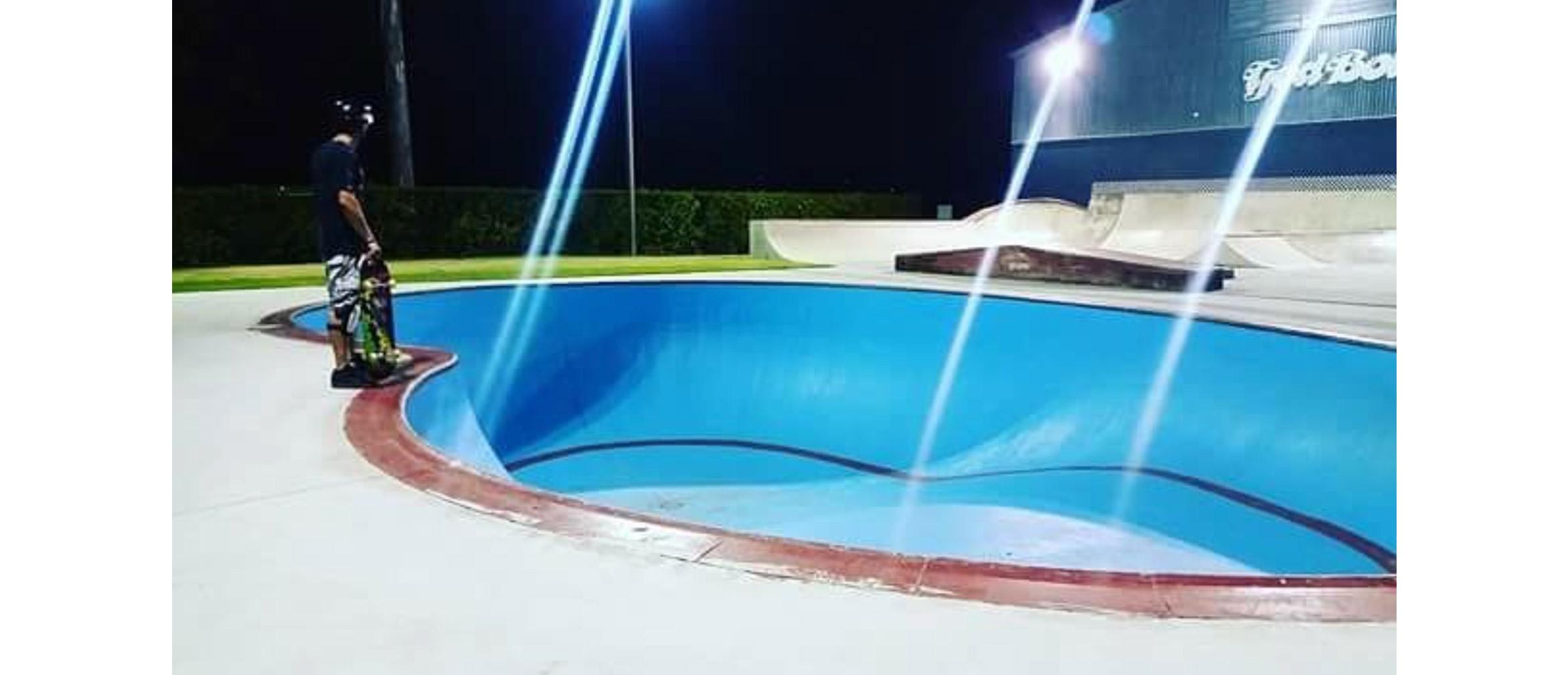 GodBowl and Skatepark